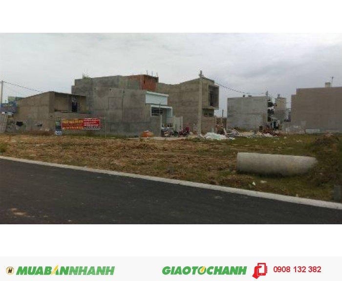 Đất Thổ Cư Bình Chánh 210 Triệu/Nền, Điện Âm, SHR