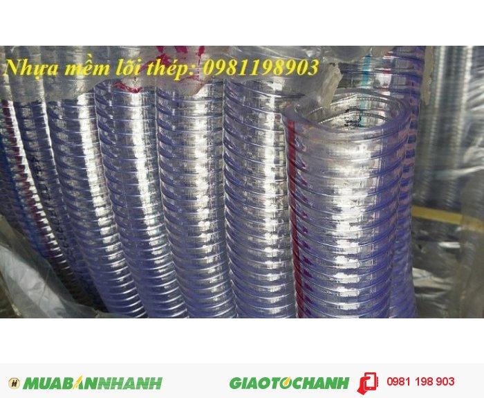 Ống nhựa lõi thép chịu xăng dầu Hàn Quốc