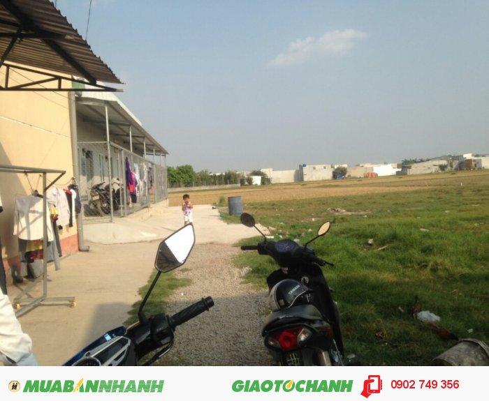 Đất mặt tiền đường xóm Kẻm gần KCN Tân Đức SHR giá rẻ 160 triệu