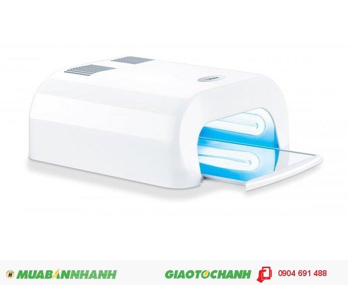 Máy sấy khô móng tay chân nail gel UV Beurer MP38 hẹn giờ tự động tắt của CHLB Đ...