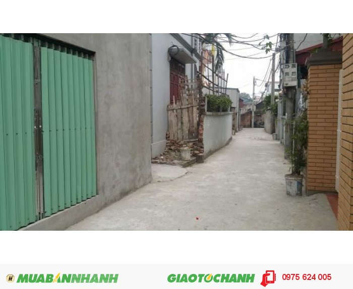 Bàn Đất Tư Đình, Long Biên, Hà Nội Dt 50M2, Mt 3,8M, Hướng Đn, Đường Rộng
