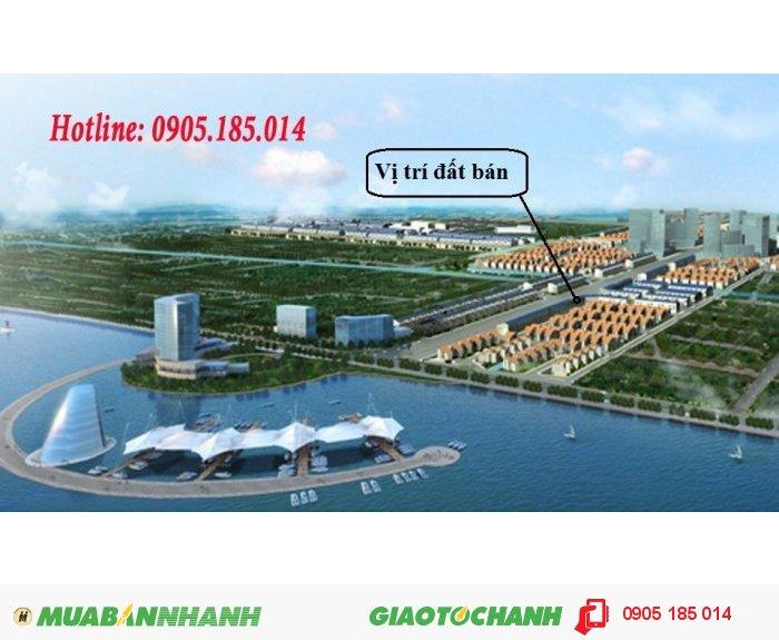 Bán đất biển trục 60m Nguyễn Sinh Sắc – KDT Tây Bắc Đà Nẵng