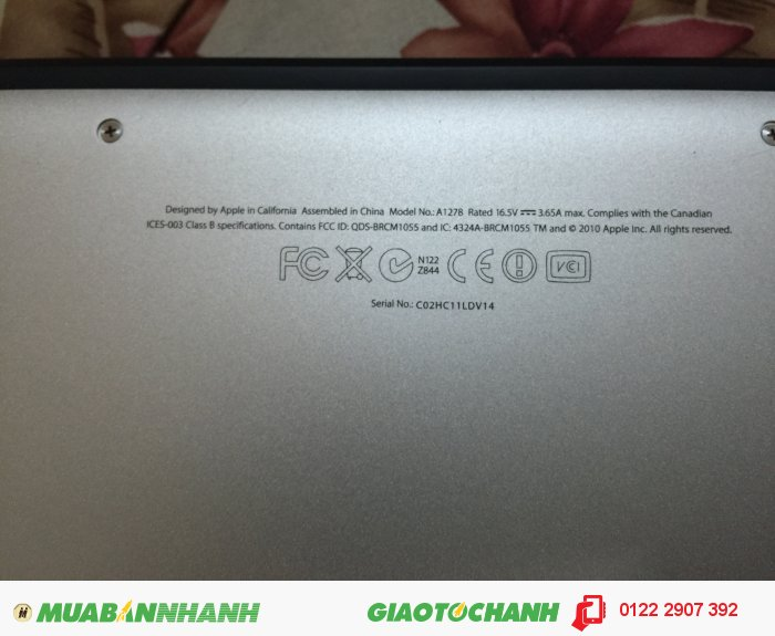 MacBook Pro late 2011 corie i7