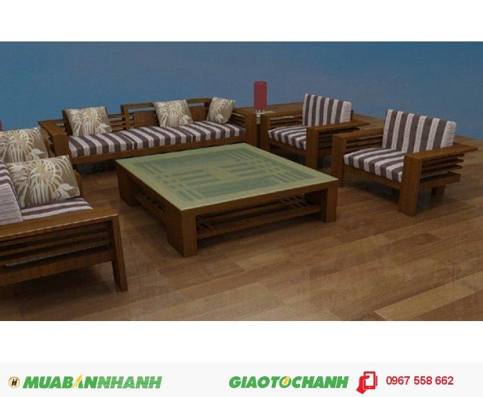 Sofa gỗ phòng khách2