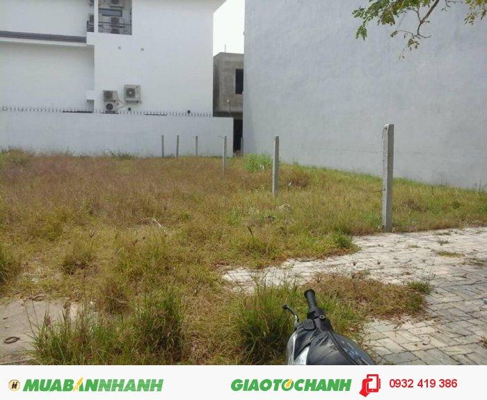 Bán 4 lô đất liền kề đường Phan Tôn – Ngũ Hành Sơn – Đà Nẵng, dt 5X23m/lô.