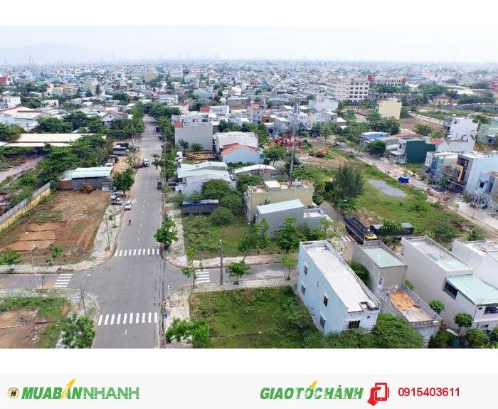 Cần bán lô đất hai mặt tiền đường 20,5m khu Aurora Liên Chiểu, Đà Nẵng