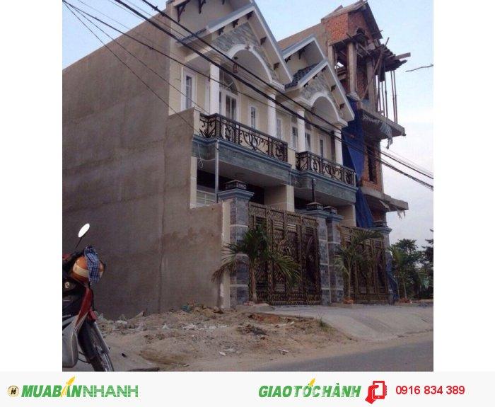 Nhà phố mặt tiền đường nhựa 64m2 TX23,Tô Ngọc Vân, Q12