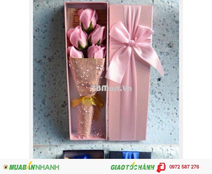 Hoa Hồng sáp thơm,  hoa đẹp miễn chê luôn.4