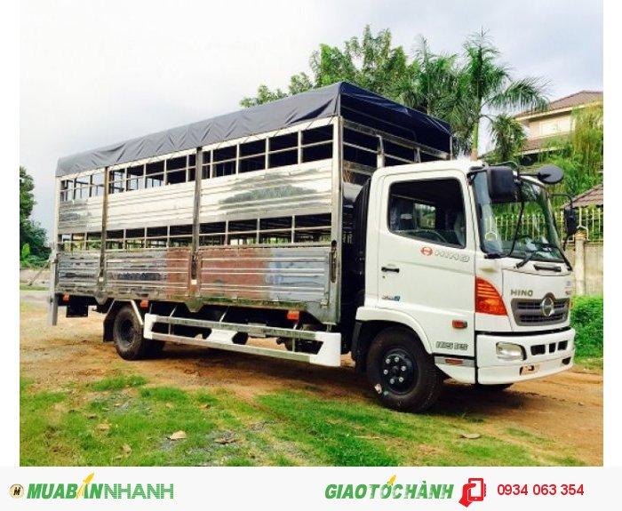 Hino sản xuất năm 2015 Số tay (số sàn) Xe tải động cơ Dầu diesel