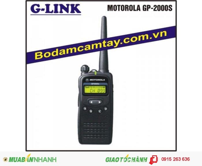 Bộ đàm Motorola GP 2000s UHF2 (