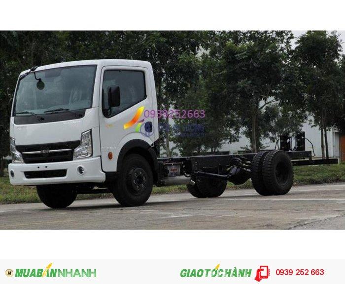 Xe tải Veam 5 tấn VT498 động cơ Nhật Bản