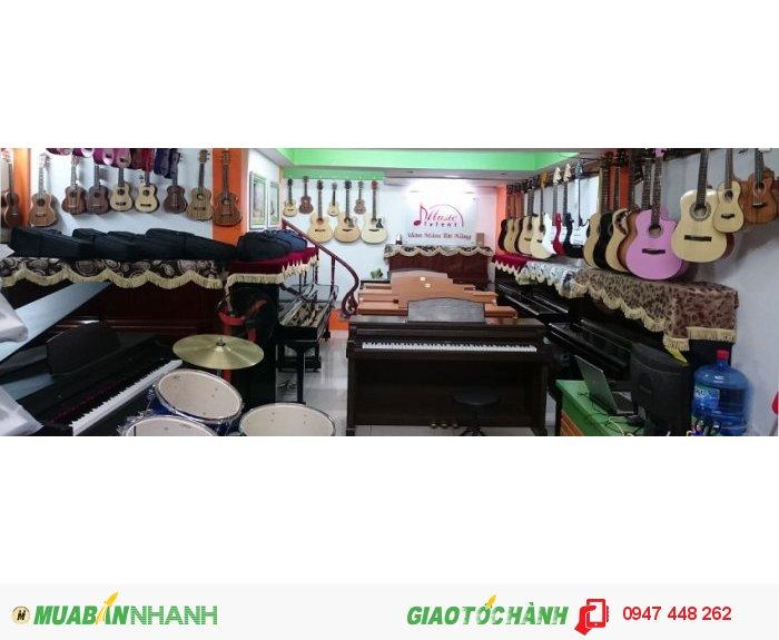 Showroom đàn Piano tại Hào Nam0