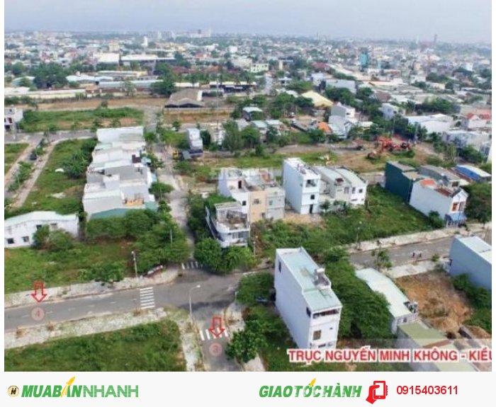 Đất biệt thự trung tâm Đà Nẵng giá chỉ 1,1 tỉ đồng