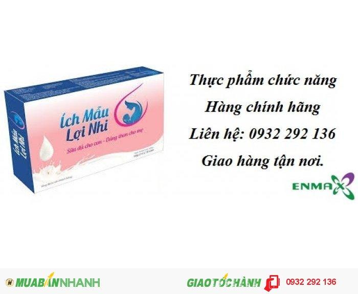 Ích mẫu lợi nhi sữa tốt cho con dáng thon cho mẹ