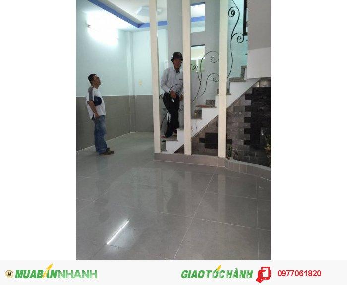 Cần tiền bán nhà đẹp ở ngay 4,5x7m 35/14/4 Nguyễn Văn Yến, Q. Tân Phú giá 1,2 Tỷ