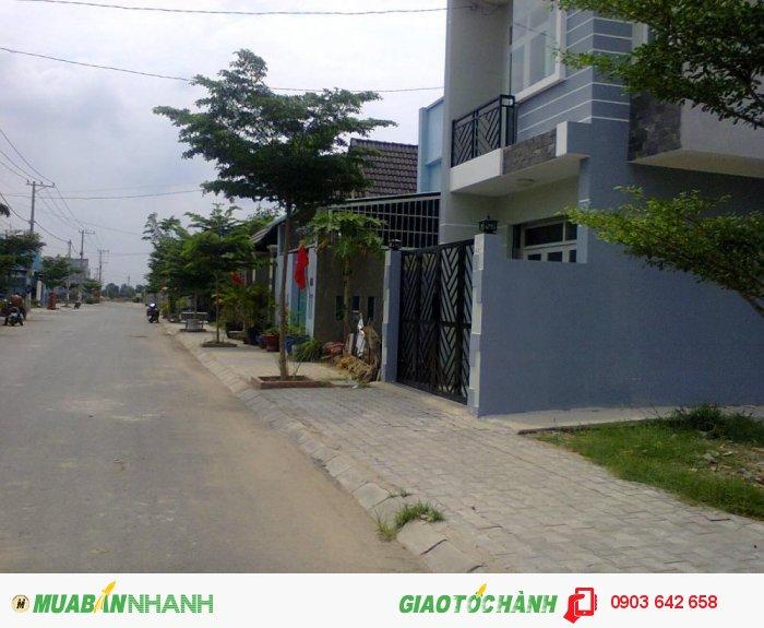 Nhượng lại lô đất 140m2 mặt tiền đường Nguyễn văn Bứa, Hóc Môn