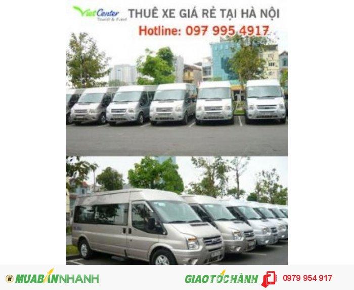 Thuê xe ô tô 7 chỗ tại Hà Nội
