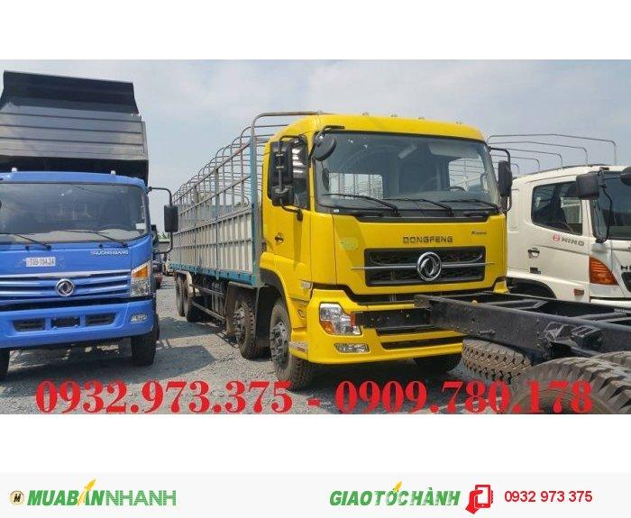 sản xuất năm 2016 Số tay (số sàn) Dầu diesel Dongfeng Chenglong
