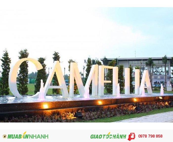 Nhà phố Camellia Garden hướng nam khu vực đẹp nhất
