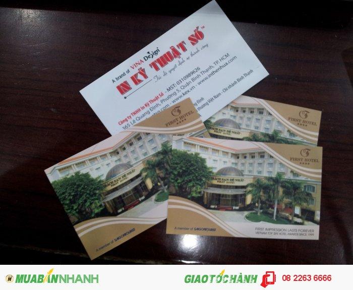 In card visit số lượng theo yêu cầu tại TPHCM - thực hiện in bởi In Kỹ Thuật Số