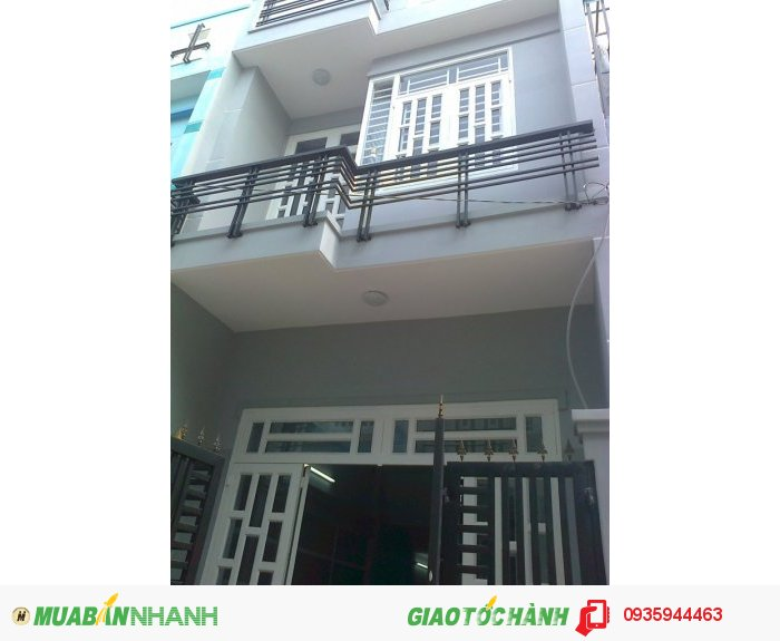 Cần bán nhà đường số 1, ngã 4 Vĩnh Lộc, 6PN, 4wc, 168m2