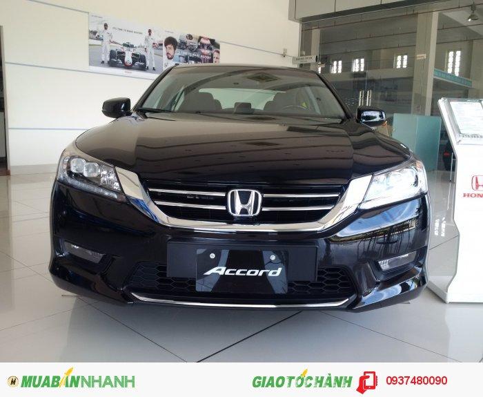 Honda Accord 2.4L mới 100% màu đen