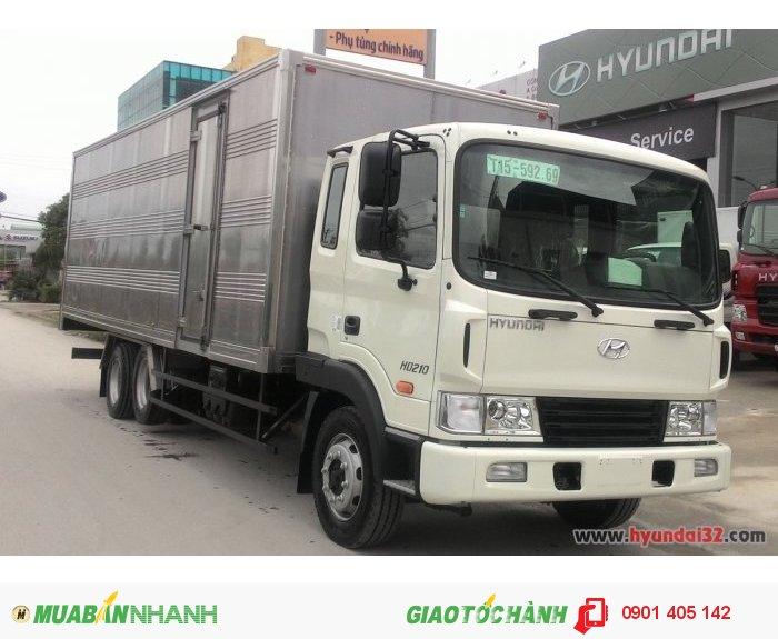 Xe tải Hyundai HD210, 13.5 Tấn thùng kín thùng Mui bạt ,Nhập KHẩu Nguyên Chiếc 1