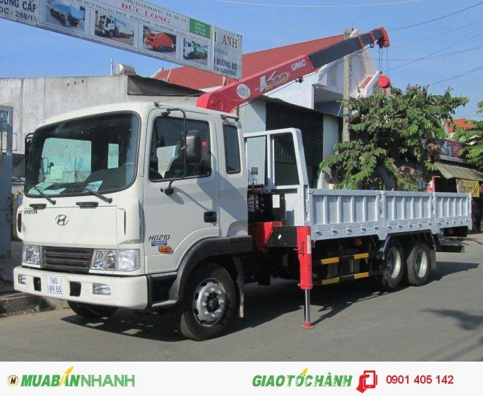 Xe tải Hyundai HD210, 13.5 Tấn thùng kín thùng Mui bạt ,Nhập KHẩu Nguyên Chiếc 3