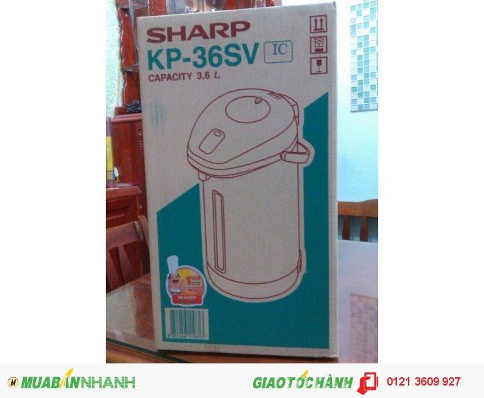 Bình thủy điện Sharp KP-36SV 3.6 lít