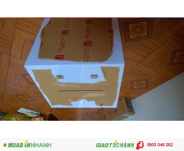 Hộp mica, thùng mica, Hộp mica, thùng phiếu, hộp bốc thăm trúng thưởng  [IMG]8