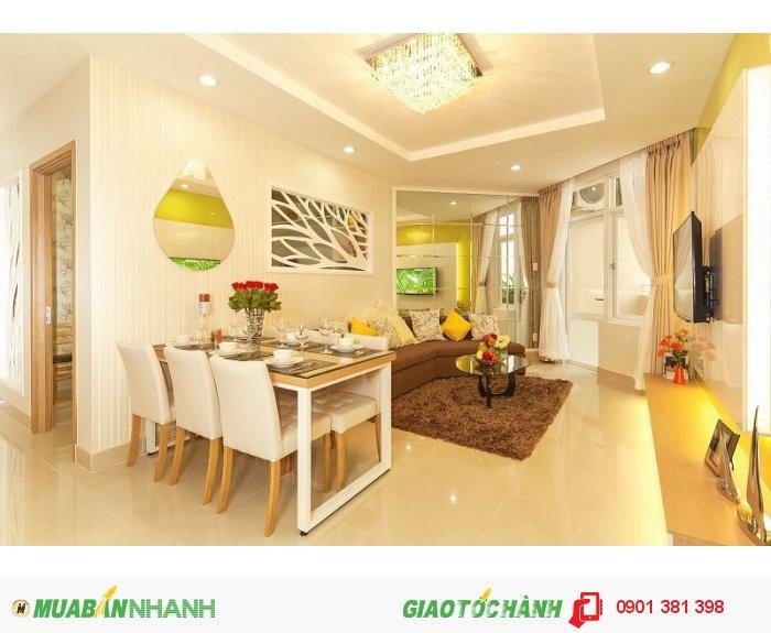 Bán căn hộ hướng Đông Nam thoáng mát, diện tích 73 mét vuông. Giá 1,794 tỷ.