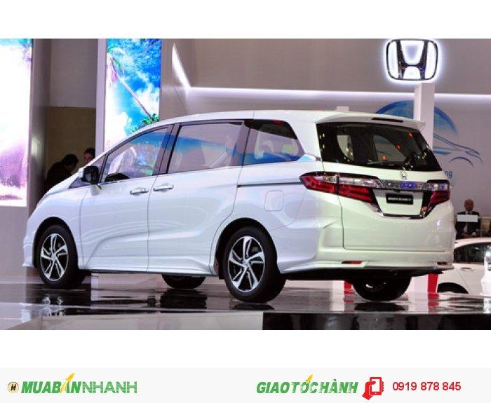 Honda Odyssey - xu hướng gia đình mới cho Việt Nam