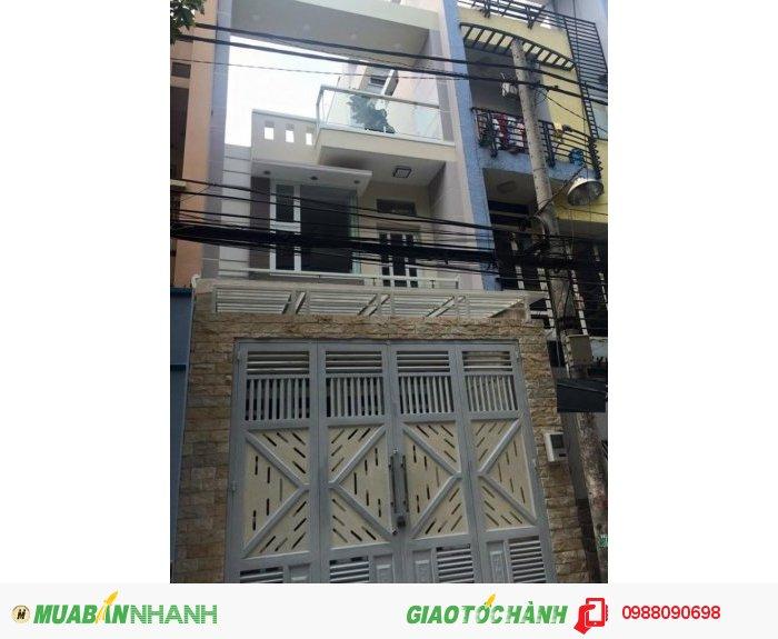 Bán HXH Nguyễn Thái Bình, P.12, Tân Bình an ninh + yên tĩnh