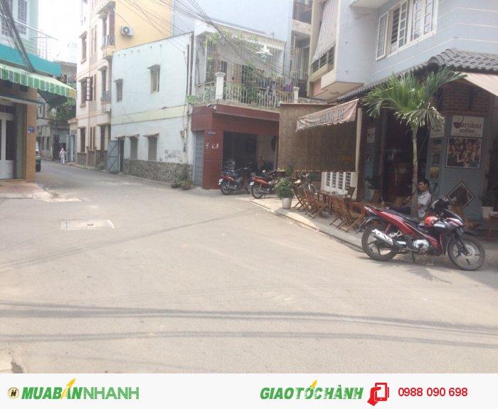 Bán nhà 2 mặt tiền HXH 6m Ni Sư huỳnh liên phường 10 quận Tân Bình