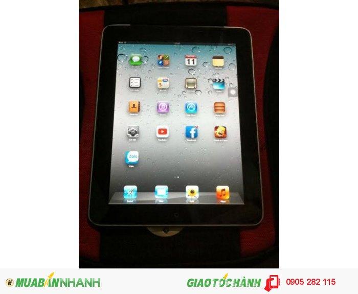 Ipad 1 64G 3G Wifi Nguyên Zin (tin còn máy còn)