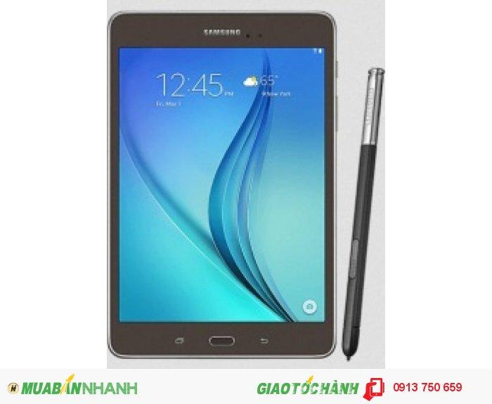 Samsung Galaxy Tab A 8.0 3G (SM-P355)Máy 99..9% Full Box + Viết
