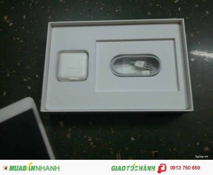 Ipad Mini 4 16Gb wifi Màu Gold Máy Full Box Chưa Xài Xạc Cáp Chưa Khui.