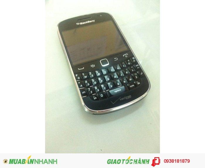 Blackberry 9930, Có Bis, Có Camera, Mới 99%, Nguyên Zin0