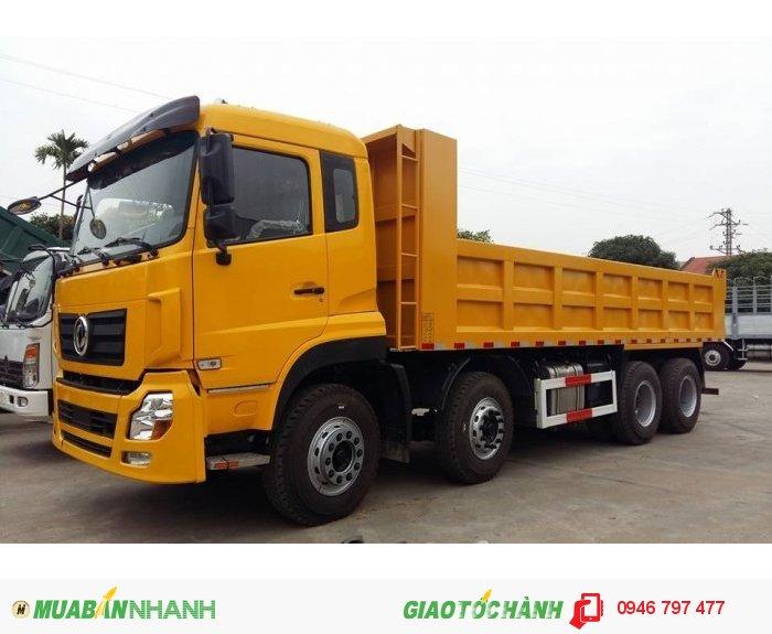 Bán xe tự Đỗ Dongfeng 4 giò, 16T5, 16.5 tấn, 16 tấn 4 chân Việt Trung
