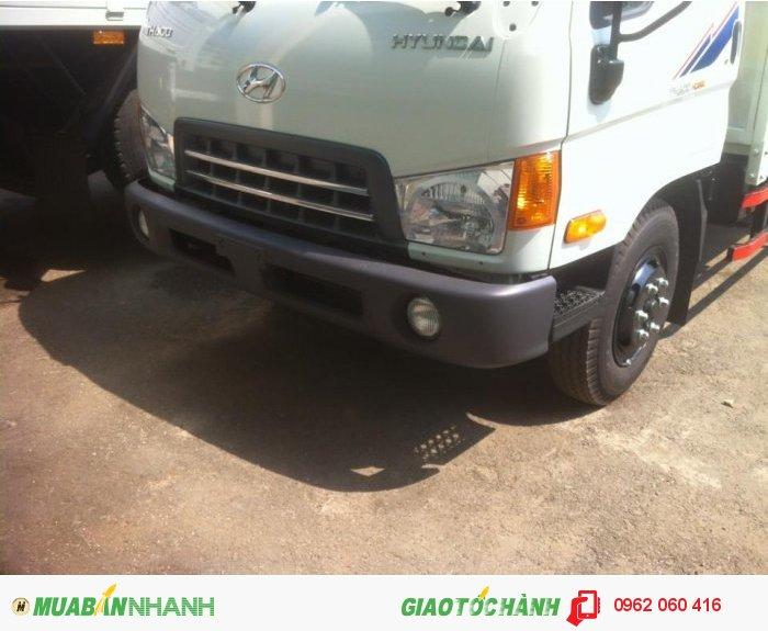 Tây Ninh, Long An, Hyundai HD650, Hyundai 5t, 7t ( 6 tấn 4)