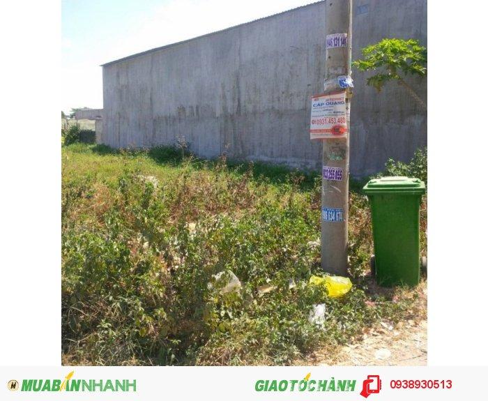 Đất Thới Tam Thôn,mặt tiền đường,4x19,giá 760tr