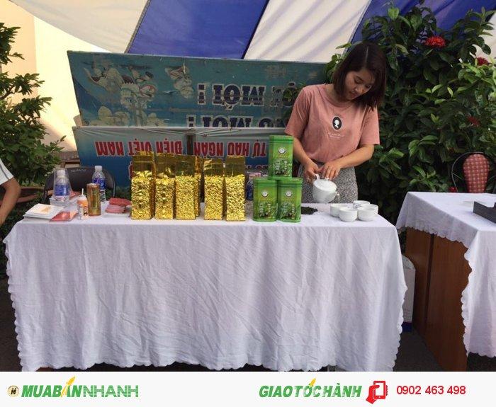 Tôi ở xa, muốn mua trà xanh làng Bát- đặc sản Tuyên Quang, tôi mua ở đâu?1