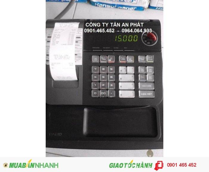 Thanh Lý Máy tính tiền Casio Se S10 cho Salon Tóc tại Gò Vấp Quận 1 Quận 100