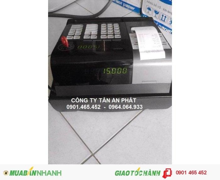 Thanh Lý Máy tính tiền Casio Se S10 cho Salon Tóc tại Gò Vấp Quận 1 Quận 101