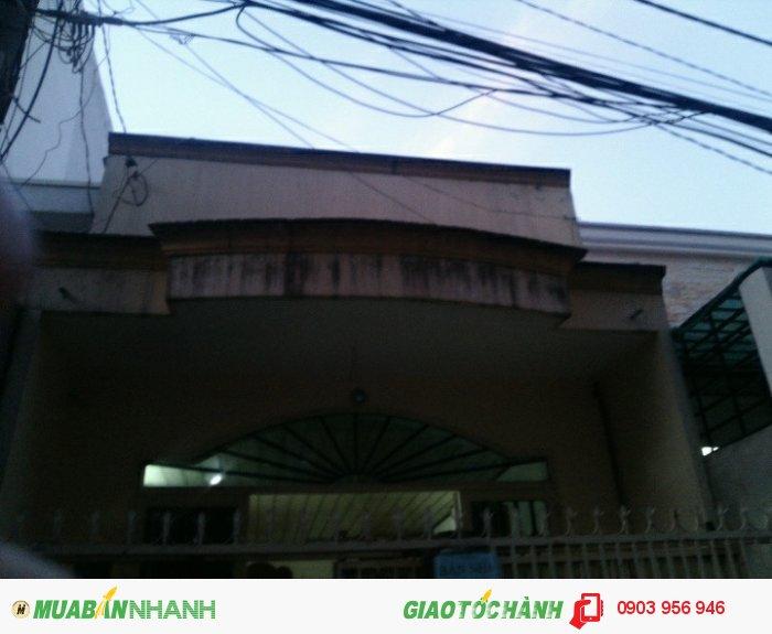 Bán Nhà Phạm Văn Chiêu, p14, GV