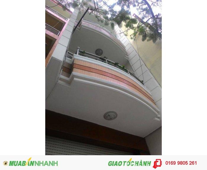 Căn hộ cao cấp 40m2 giá rẻ mặt tiền đường Đinh Bộ Lĩnh, trung tâm Bình Thạnh.