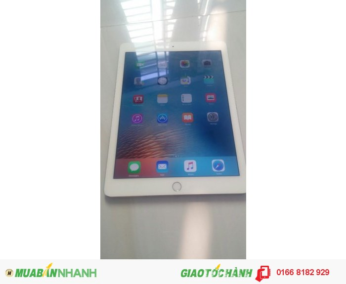 Ipad Air 2 -- 64gb -- Wifi only -- Trắng 98%