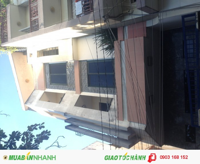 Nhà cần bán gấp nhà góc 2 mặt tiền đường Lê Quang Định , Q.Bình Thạnh.