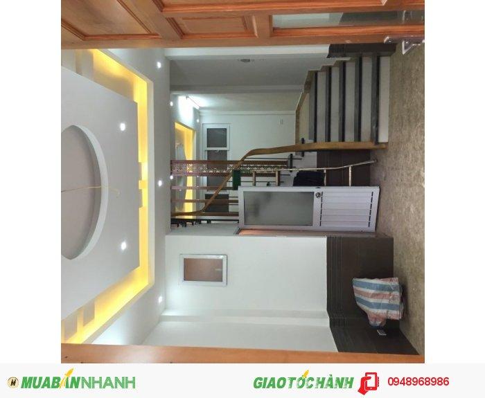 Chính chủ bán nhà Đình Thôn, Nam Từ Liêm đẹp, mới, 5 tầng, 41m2, giá 3,3 tỷ