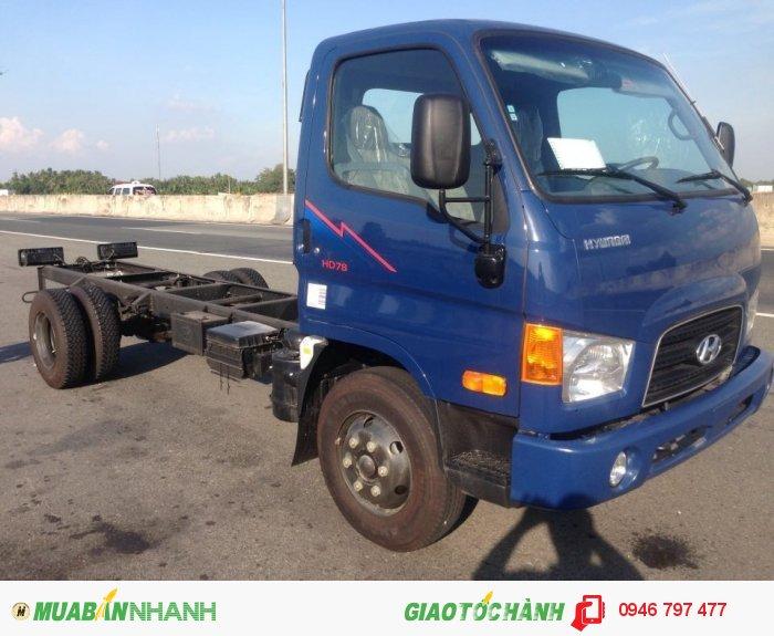Giá bán xe tải Hyundai 2 tấn 5 ( 2.5 tấn ) 2T5 HD65 nhập khẩu, lắp ráp